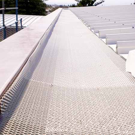 Gutter Guard Custom Made In Perth For Western Australian